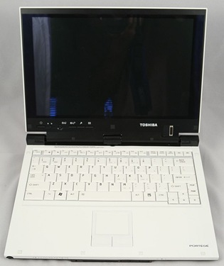 The Toshiba Portégé R400-S4933 Tablet PC Review  The Toshiba Portégé R400-S4933 Tablet PC Review