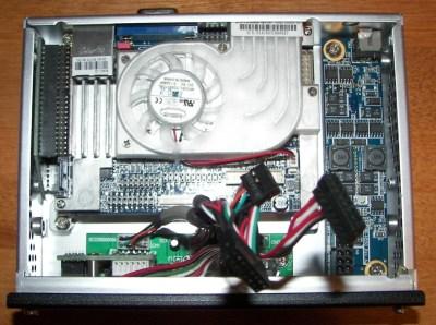 inside case
