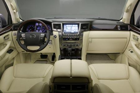 First Drive: Lexus LX 570  First Drive: Lexus LX 570  First Drive: Lexus LX 570  First Drive: Lexus LX 570  First Drive: Lexus LX 570