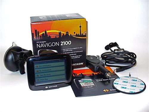LOST: no more - The Navigon 2100 GPS REVIEW  LOST: no more - The Navigon 2100 GPS REVIEW