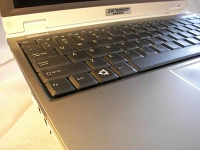 UltraLap Keyboard