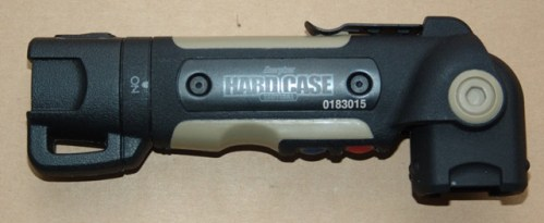The Energizer Hard Case Tactical Flashlight Review