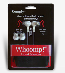 The Whoomp! Earbud Enhancers Review: Apple's Dirty Little Secret