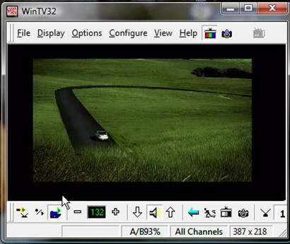 WinTV32 Digital
