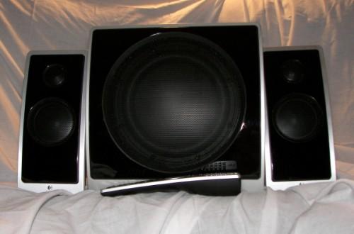 GearDiary Review: Logitech Z Cinéma Advanced Surround Sound System