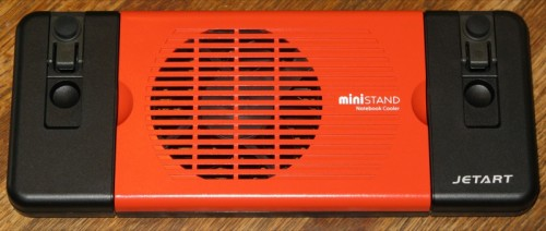 The Jetart NP8800 miniStand Notebook Cooler Review