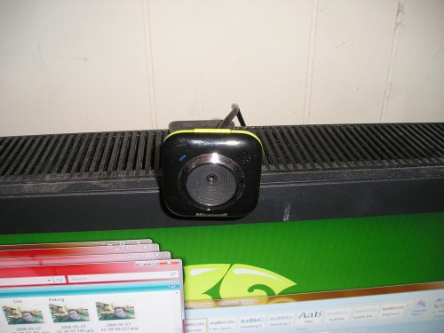 The Microsoft LifeCam VX-5000 Review