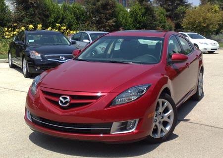 2009 Mazda6 is Zoom-zoom evolved  2009 Mazda6 is Zoom-zoom evolved