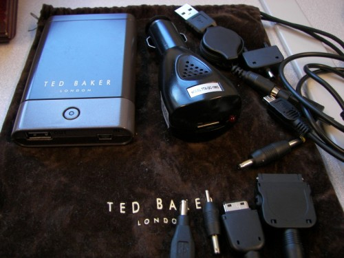 Review: Ted Baker Charging Kit from Proporta