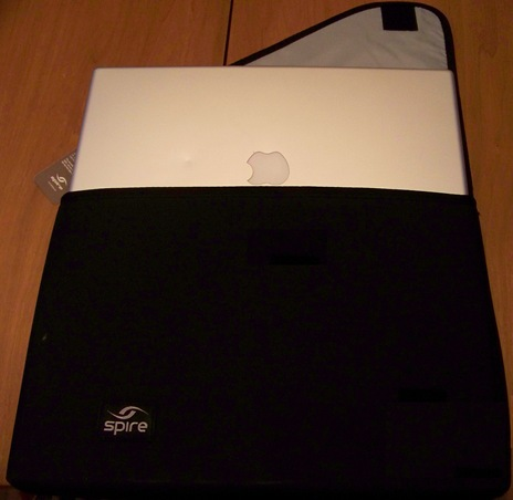 Review: Spire Edge 15 Computer Sleeve