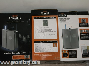 Review: EOS Wireless Speaker System  Review: EOS Wireless Speaker System  Review: EOS Wireless Speaker System  Review: EOS Wireless Speaker System  Review: EOS Wireless Speaker System  Review: EOS Wireless Speaker System  Review: EOS Wireless Speaker System  Review: EOS Wireless Speaker System