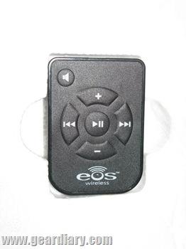 eos wireless remote