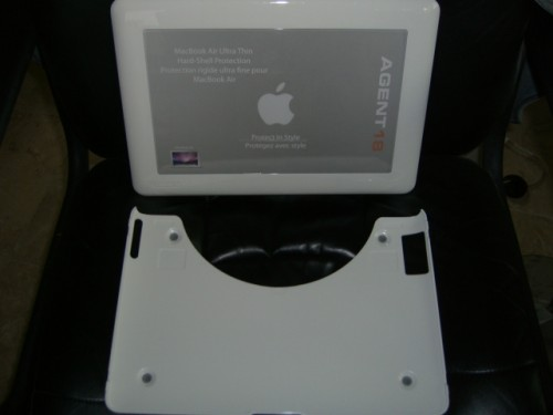 Review: The Agent18 MacBook Air Shield    Review: The Agent18 MacBook Air Shield    Review: The Agent18 MacBook Air Shield
