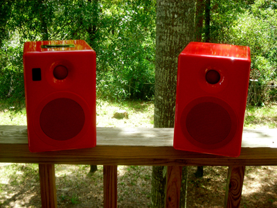 Sierra Sound iN Studio 5.0 iPod Speakers