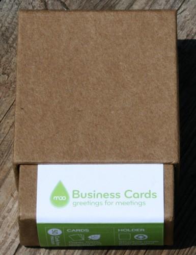 MOO Business Cards: MOO MiniCards Grow Up  MOO Business Cards: MOO MiniCards Grow Up  MOO Business Cards: MOO MiniCards Grow Up
