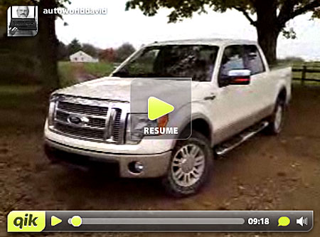 Wednesday Walkaround: Most capable 2009 Ford F-150