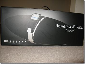 Review: The Bowers & Wilkins Zeppelin Speaker