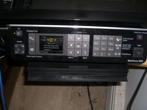 Epson WorkForce 600 Multi-Function Printer Review