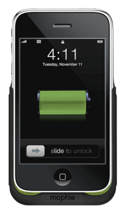 Power Gear Mophie iPhone Apps