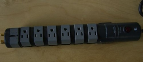 Review - Tributaries PWRS-T8/T1 Power Strip