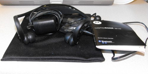 Motorola S9-HD Headset Review