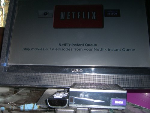 Review: The Netflix Player By Roku