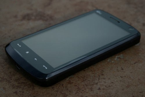HTC Touch HD Walk-Around and First Impressions