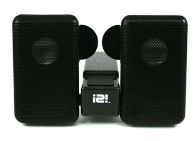 i2i Stream, Folding Portable Speakers & AudioWear Lanyard Style Earphones Review