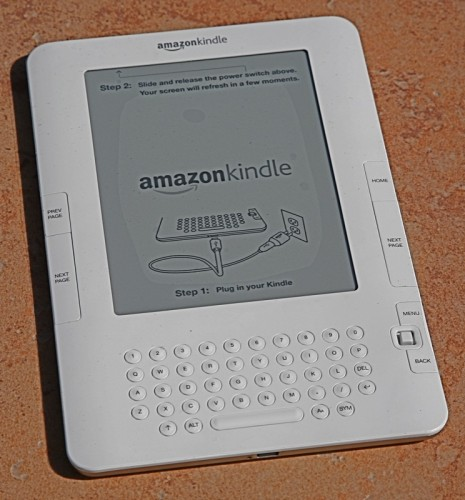 Review: The Amazon Kindle 2