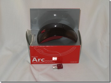Review: The Microsoft Arc Mouse