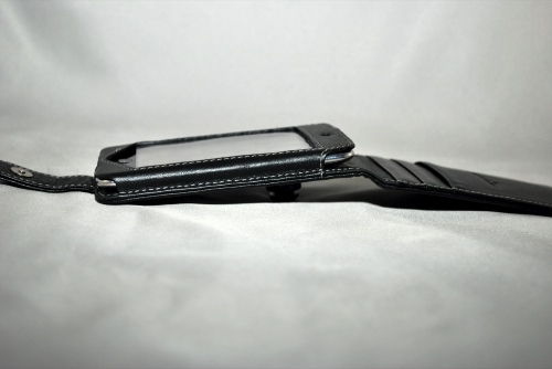 PDair leather case for iPod Touch 2