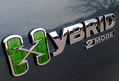 2009 Chevrolet Tahoe 2-Mode Hybrid