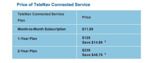 telenav connected pricing.jpg