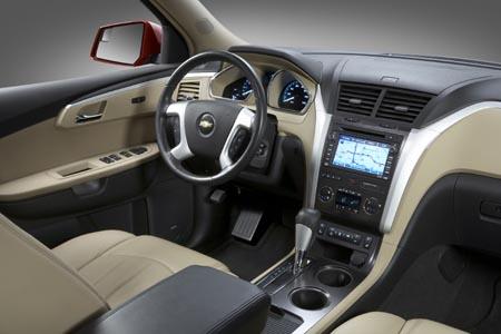 2009 Chevrolet Traverse LTZ