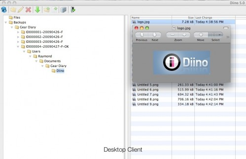 Review: Diino Online Backup and Storage  Review: Diino Online Backup and Storage  Review: Diino Online Backup and Storage  Review: Diino Online Backup and Storage