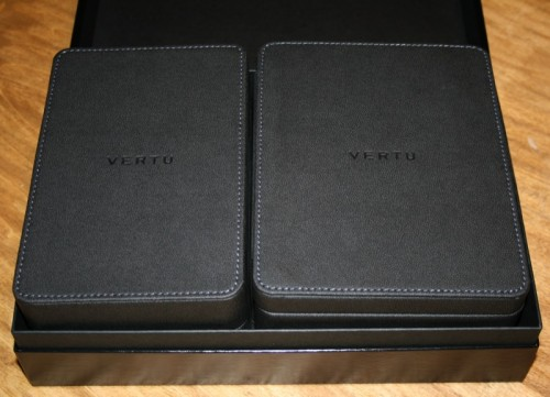 Unboxing the Vertu Ascent Ti  Unboxing the Vertu Ascent Ti  Unboxing the Vertu Ascent Ti  Unboxing the Vertu Ascent Ti