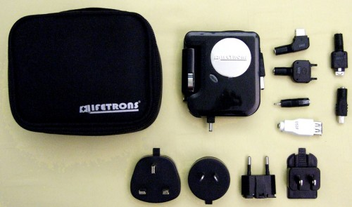 Lifetrons Multi-Functional Charger Review  Lifetrons Multi-Functional Charger Review