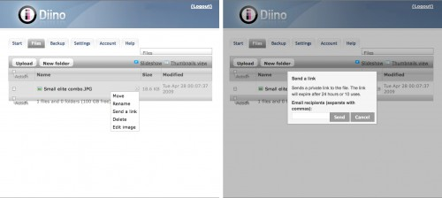 Review: Diino Online Backup and Storage