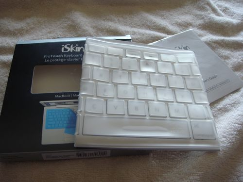 Review:  iSkin Pro Touch for Apple Keyboard & Mouse
