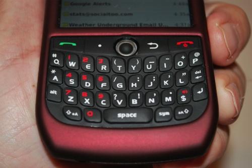 Innocase 360 case for BlackBerry 8900 reviewed