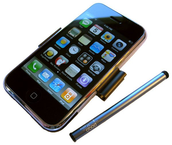 Pogo iPhone/iPod Touch Stylus from Ten 1 Design