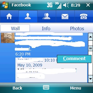 mobile-facebook-commenting-system
