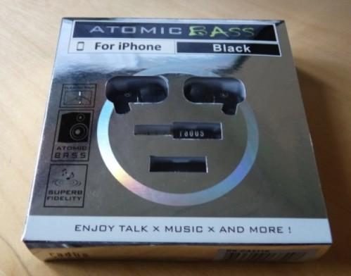 Radius Atomic Bass