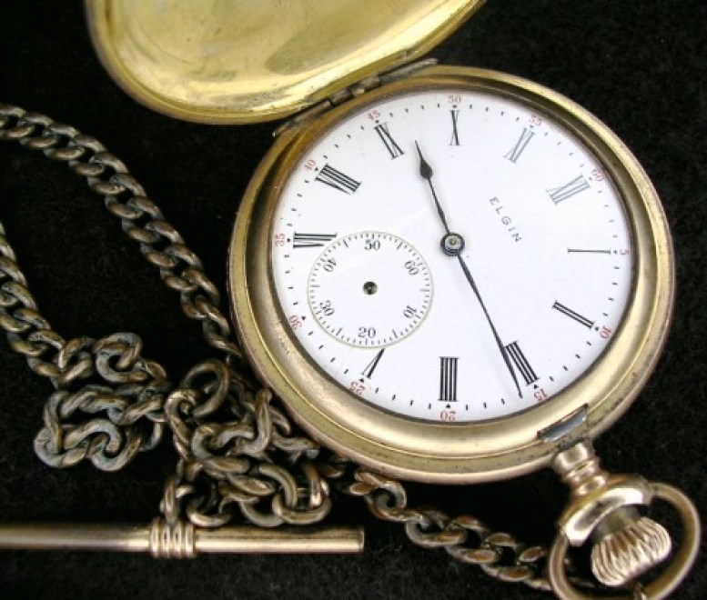 Restoring Family Treasures: My Great-Grandfather's Pocket Watch Restoration