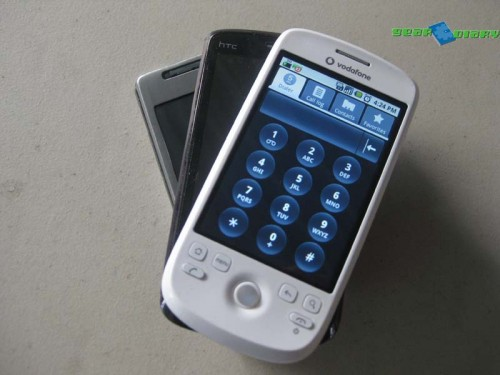 HTC Magic Review Part 1: First Impressions