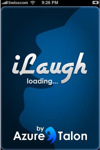 iLaugh_Loading