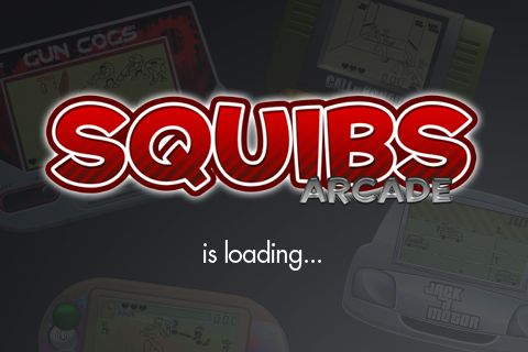 Review:  Squibs Arcade for iPhone/iPod Touch
