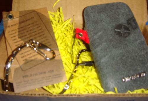 Review:  Rivet Now Hard Leather Pouch for iPhone 3G/3GS