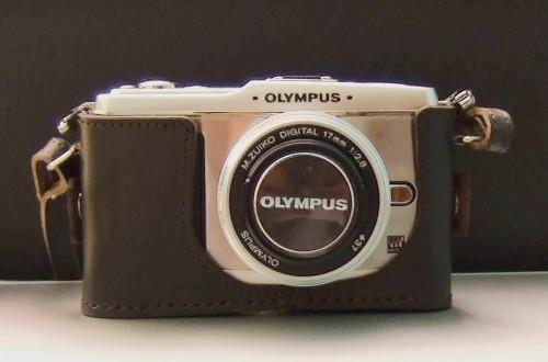Olympus E-P1 Camera Hirano Case