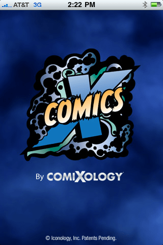 Review:  Comics by Comixology (Iconology) for iPhone and iPod Touch